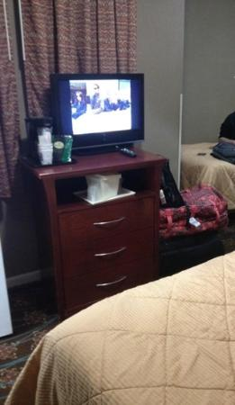 Comfort Inn Central Park West: TV