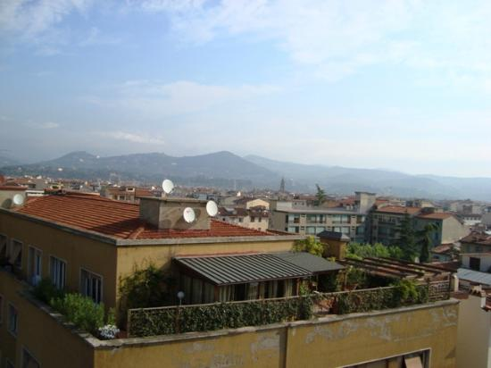 B&B Hotel Firenze City Center: vista