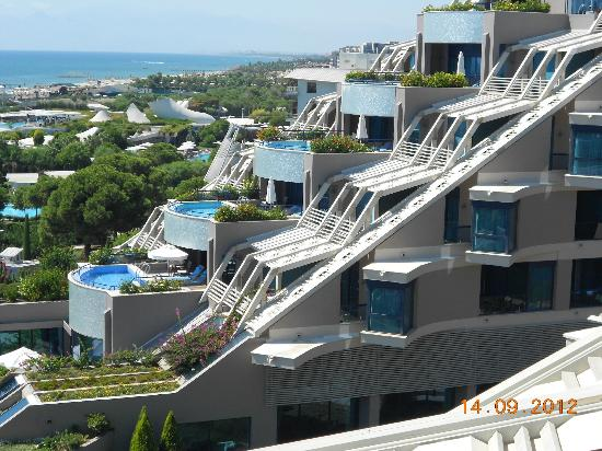 Hotel picture of susesi luxury resort belek tripadvisor for Luxury hotels all over the world