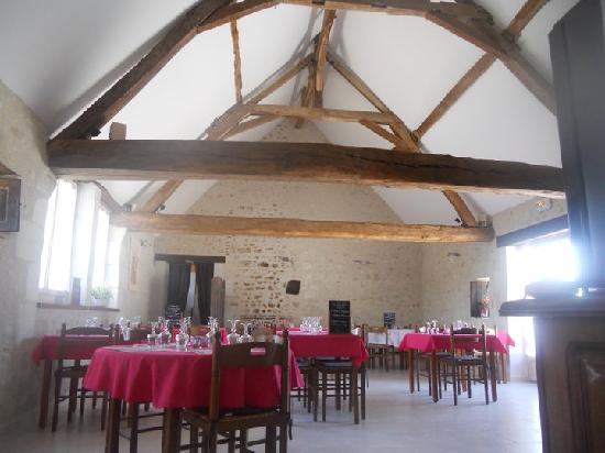 La Croix-en-Touraine, Frankrike: salle