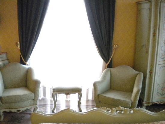 Hotel Palazzo Failla : Suite