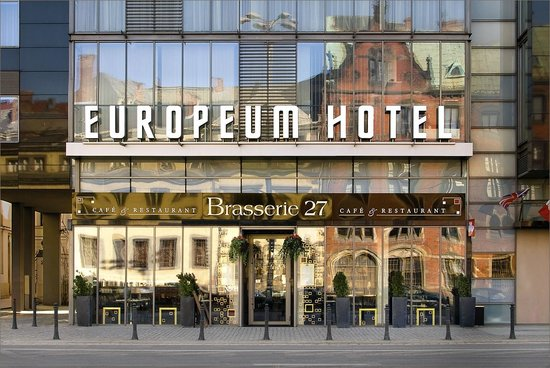 Europeum Hotel