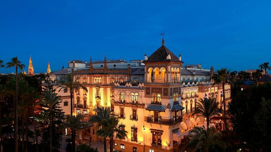 Photo of Alfonso XIII Hotel Seville