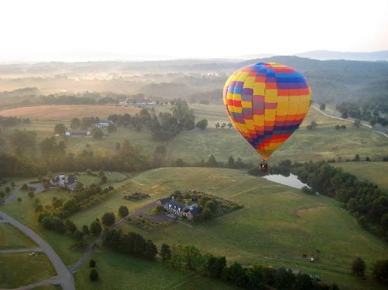 Monticello Country Ballooning - Private Flights