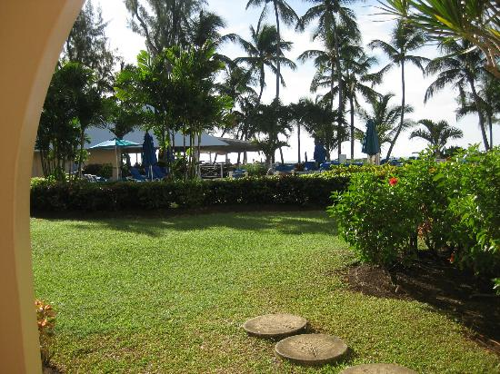 Turtle Beach by Elegant Hotels: view from room 115