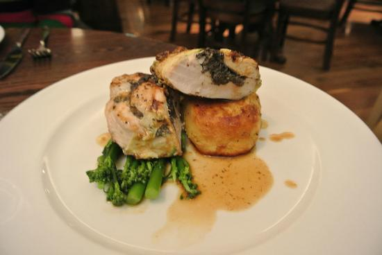 Chicken Main - Picture of The Living Room, Edinburgh - TripAdvisor