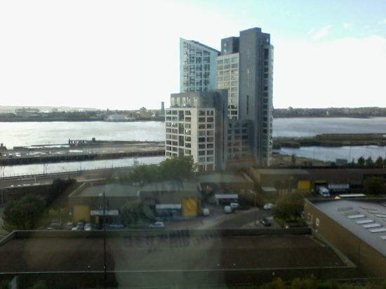 View From 508 Picture Of Radisson Blu Hotel Liverpool