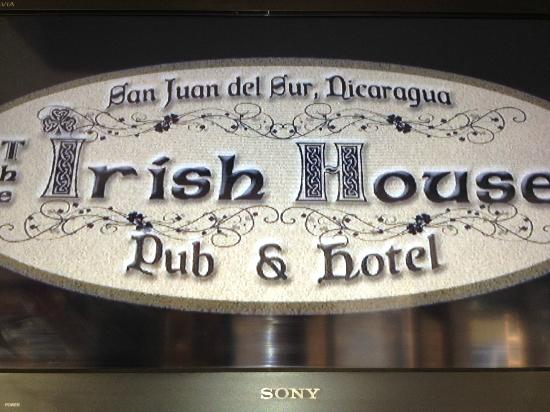 Irish House: logo
