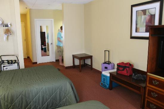 Comfort Inn & Suites Downtown: Double Room
