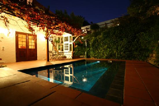 Acorn House pool