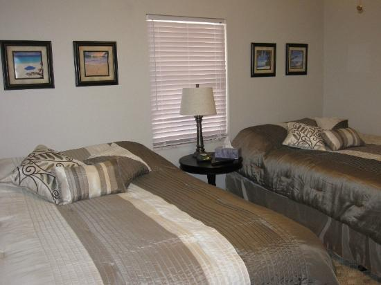 Sea Breeze Condominiums: Second Bedroom