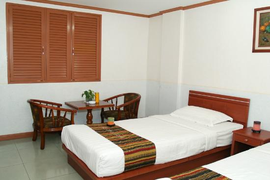 DG Grami Hotel: Standard Twin Room