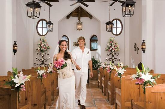 Wedding Chappel Picture Of Dreams Tulum Resort Amp Spa