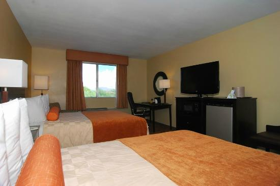 BEST WESTERN PLUS Gold Poppy Inn: Two Bed room