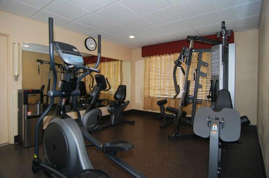 BEST WESTERN PLUS Gold Poppy Inn: Fitness Center
