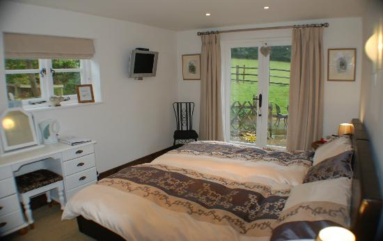 Morville, UK: The Garden Room