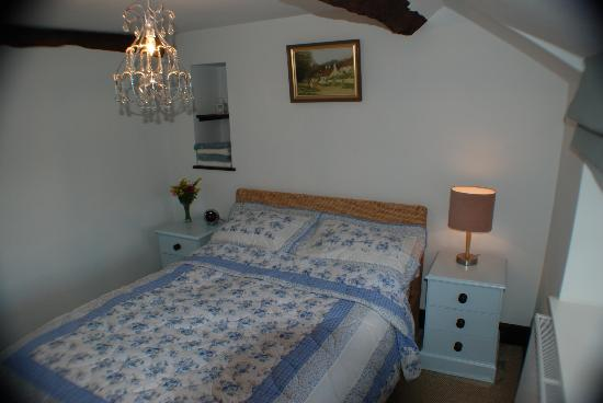 Morville, UK: The Cottage Room
