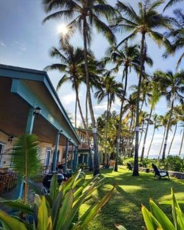 Ke Iki Beach Bungalows: Beach Front
