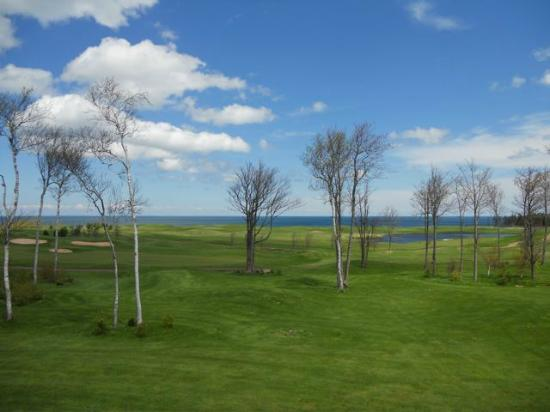 Fox Harb&#39;r Golf Resort &amp; Spa: Spectacular views from room!