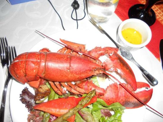 Wallace, Canada: Lobster Dinner - MUST DO!