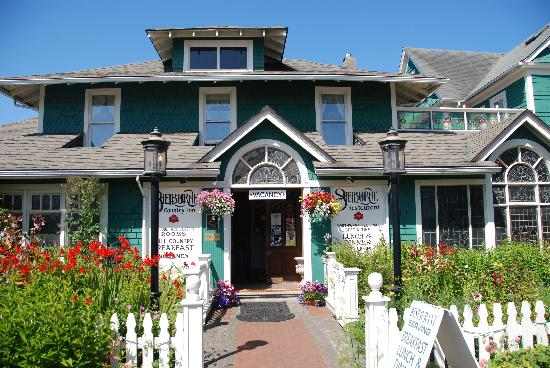 Shelburne Country Inn: Welcome to the Shelburne Inn