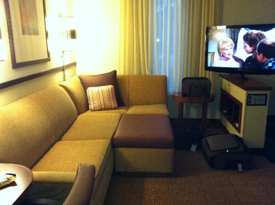 Hyatt Place North Charleston: All rooms are suites
