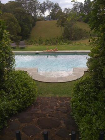Spicers Clovelly Estate: To cool for the pool!