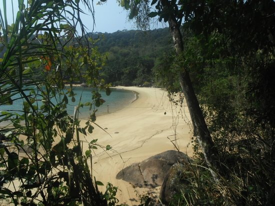 Lagoa Azul: from tropical forest