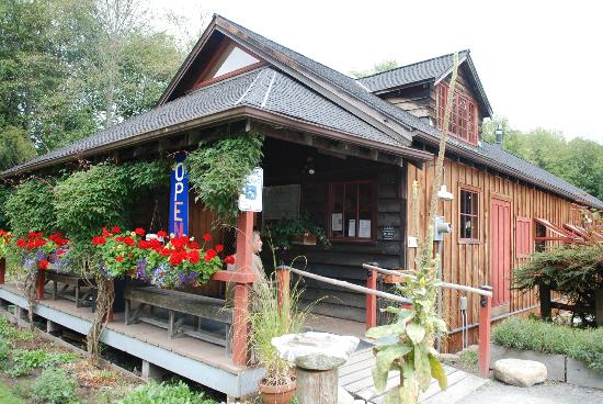 Olga, Waszyngton: The restaurant
