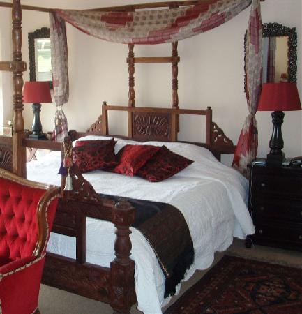 Villa Casa Guest House: Self Catering Flat main bedroom
