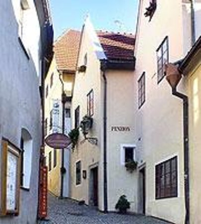 Pension U namesti