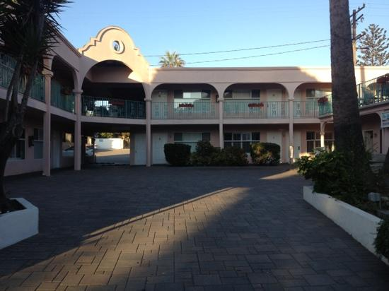 Sea Shore Motel: frontage