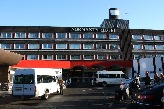 The Normandy Hotel Dc Reviews