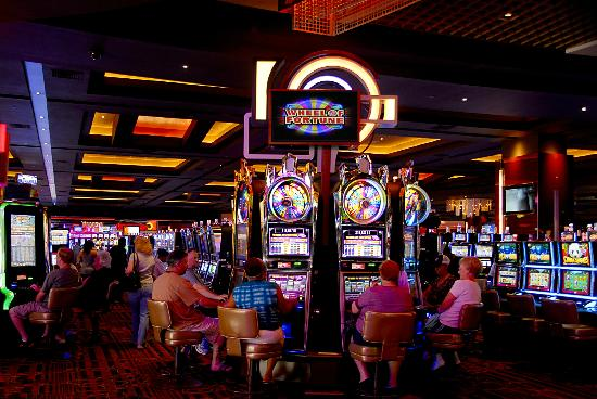 Hanover, MD: 4,750 Slot machines and electronic table games