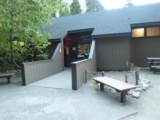Shared Bathrooms Picture Of Curry Village Yosemite
