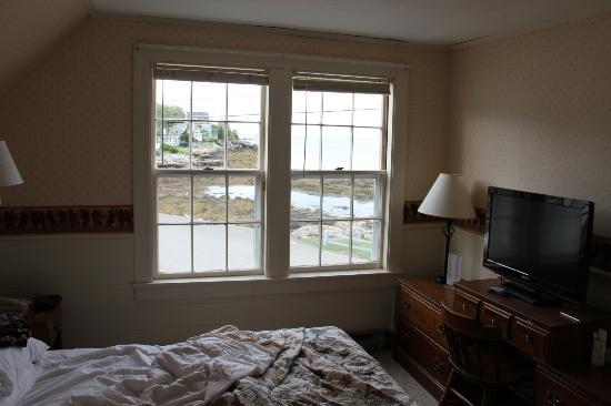 East Boothbay, ME: Room