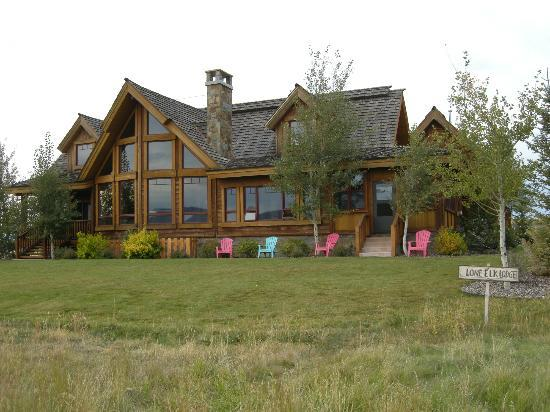 Lone Elk Lodge Bed &amp; Breakfast: Lone Elk Lodge B&amp;B