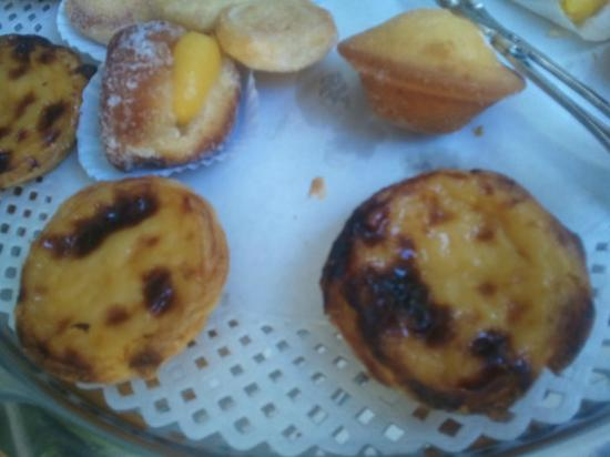 As Janelas Verdes: pastel de nata per colazione