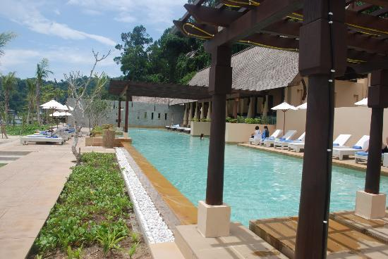 Gaya Island Resort: Pool