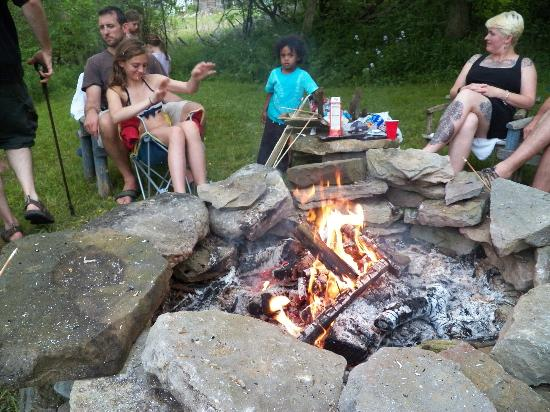 The Hayden Creek Inn: S'mores anyone