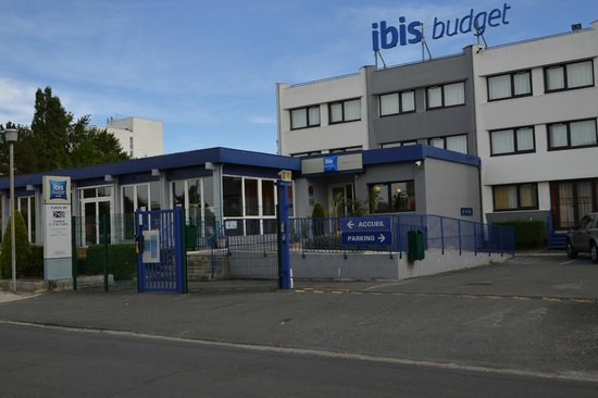Ibis budget bordeaux le lac france hotel reviews for Hotels near bordeaux france