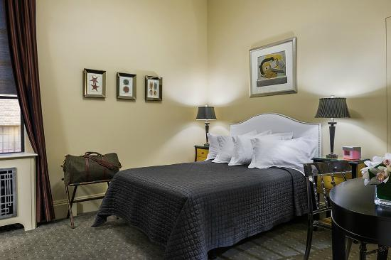 Seton Hotel: Guestroom