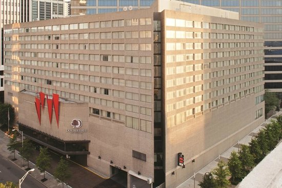 DoubleTree by Hilton Nashville-Downtown: DoubleTree by Hilton Hotel Nashville Downtown