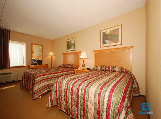 BEST WESTERN Motor Inn: Guest Room