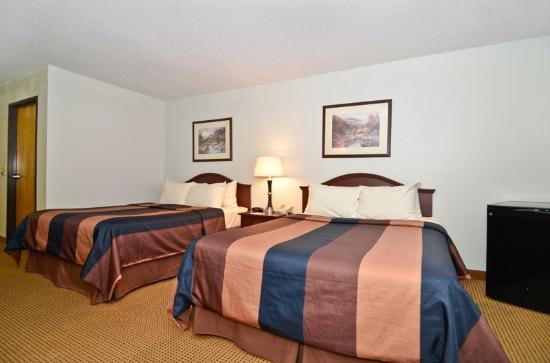 BEST WESTERN Ardmore Inn: Guest Room