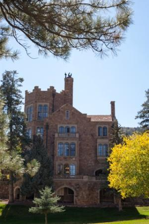 Glen Eyrie Castle Picture Of Glen Eyrie Castle Colorado