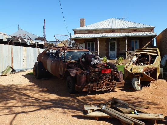 Well Worth The Visit Picture Of Mad Max Museum
