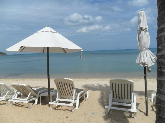Nora Beach Resort and Spa: Beach