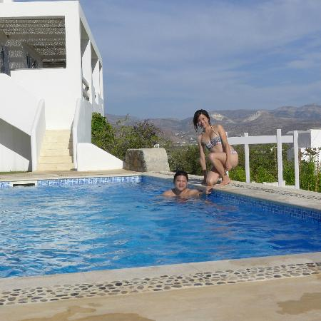 Naxian Collection: Us playing in our villa