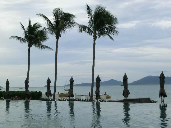 Hansar Samui Resort: Stunning views of Koh Phanyang